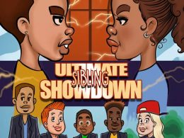 Ultimate Sibling Showdown cover